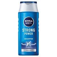 NIVEA MEN Strong Power Szampon wzmacniający włosy normalne