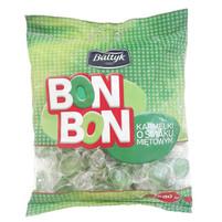 BAŁTYK BonBon Karmelki o smaku miętowym