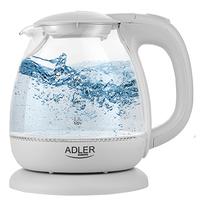 ADLER Czajnik szklany 1L AD1283G