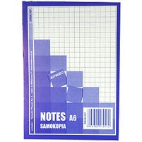 NOTES A6 SAMOKOPIA