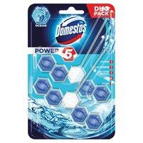 DOMESTOS Power 5 Ocean Kostka toaletowa (2szt.)
