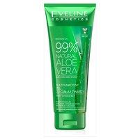 EVELINE 99% Natural Aloe Vera Multifunkcyjny żel do ciała i twarzy