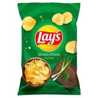 LAY'S Chipsy ziemniaczane o smaku zielonej cebulki