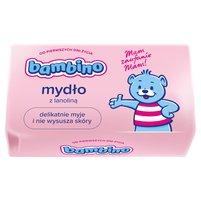 BAMBINO Mydło z lanoliną dla dzieci