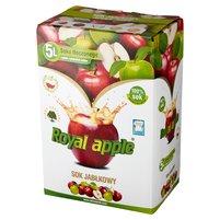ROYAL APPLE Naturalny sok jabłkowy