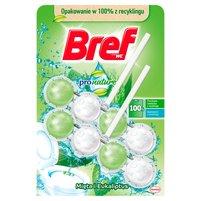 BREF WC ProNature Zawieszka do muszli WC mięta i eukaliptus (2 x 50 g)