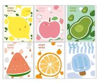 M&G Fruits Karteczki samoprzylepne (40 arkuszy)