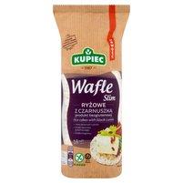 KUPIEC Slim Wafle ryżowe z czarnuszką (18 sztuk)