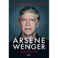 WENGER ARSENER Autobiografia (okładka miękka)