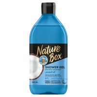 NATURE BOX Żel pod prysznic z olejem kokosowym