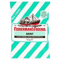 FISHERMAN'S Friend Pastylki o smaku miętowym