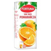 FORTUNA Pomarańcza Sok 100%