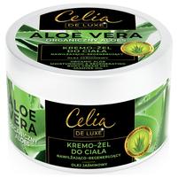 CELIA Aloe Vera Kremo-żel do ciała nawilżająco-regenerujący