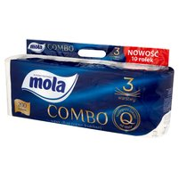 MOLA Combo Papier toaletowy