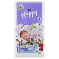 BELLA Baby Happy Pieluszki jednorazowe 1 newborn (2-5 kg)