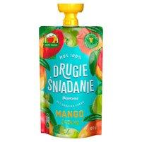 DAWTONA Drugie śniadanie Mus 100% mango jabłko