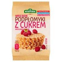 KUPIEC Podpłomyki z cukrem Wafle suche (8 sztuk)