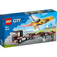 LEGO City Transporter odrzutowca pokazowego 60289 (5+)