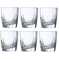 ARC Essentials Curtain Komplet niskich szklanek 300 ml