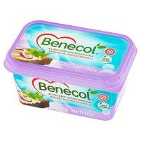 BENECOL Tłuszcz do smarowania z dodatkiem stanoli roślinnych bez laktozy