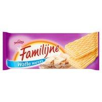 FAMILIJNE Wafle o smaku chałwowym