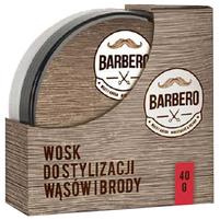 BARBERO Wosk do stylizacji wąsów i brody
