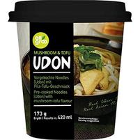 ALL GROO Makaron udon z grzybami i tofu