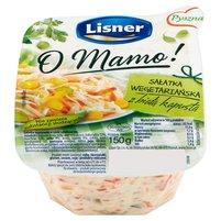 LISNER O Mamo! Sałatka wegetariańska z białą kapustą