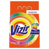 VIZIR Proszek do prania kolorowych tkanin (18 prań)