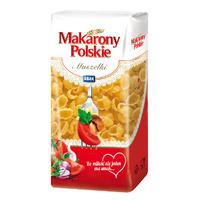 MAKARONY POLSKIE Makaron muszelki