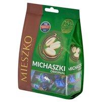 MIESZKO Michaszki Original Cukierki z orzeszkami arachidowymi w czekoladzie