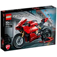 LEGO Technic Ducati Panigale V4 R 42107 (10+)