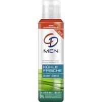 CD Deo Men Dezodorant spray dla mężczyzn Chłodna świeżość