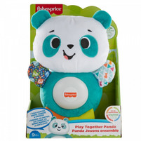 FISHER-PRICE Interaktywna panda GRG79 (9m+)