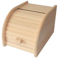 FACKELMANN Pojemnik na chleb drewniany 20 x 28 x 18 cm