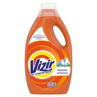 VIZIR Alpine Fresh Płyn do prania (40 prań)