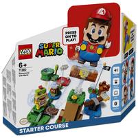 LEGO Super Mario Przygody z Mario - zestaw startowy 71360 (6+)