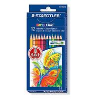 Staedtler Kredki ołówkowe 12 kolorów