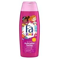 FA Kids Underwater Fantasy Żel pod prysznic i szampon