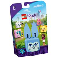 LEGO Friends Kostka Andrei z królikiem 41666 (6+)