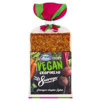 MELVIT Pieczywo chrupkie żytnie Crispy Vegan 8 warzyw