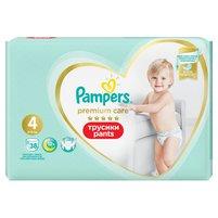 PAMPERS Premium Care Pants R4 Pieluchomajtki