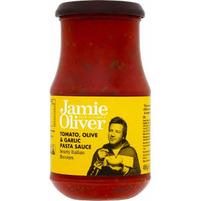 JAMIE OLIVER Tomato, olive & garlic, pasta sauce
