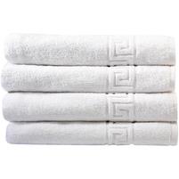 EUROMAT Ręcznik hotelowy Greek 50x100cm biały