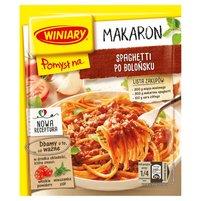 WINIARY Pomysł na... Makaron spaghetti po bolońsku