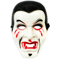 HANMAR Maska wampira Dracula na Halloween
