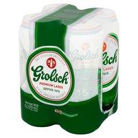GROLSCH Piwo jasne pełne (4 x 500 ml)