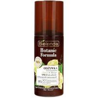 BIELENDA Botanic Formula Odżywka w sprayu do włosów farbowanych i zniszczonych