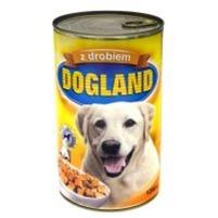 Dogland z drobiem karma dla psów