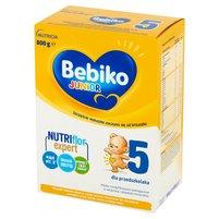 BEBIKO  Junior 5 Mleko modyfikowane dla dzieci powyżej 2,5. roku (2 szt.)